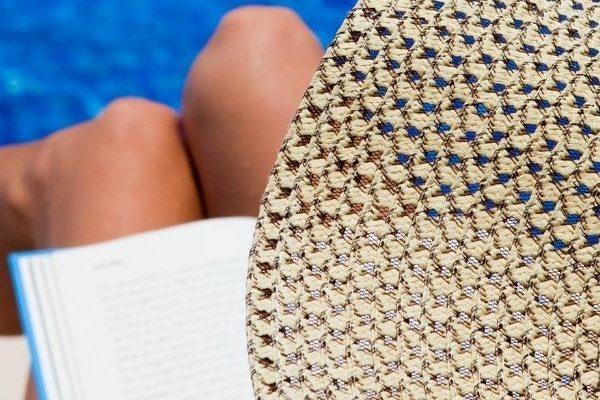 libri in piscina